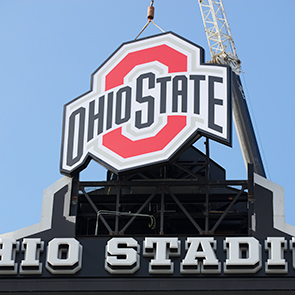 Ohio Stadium Scoreboard logo